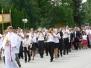 Parafialna Procesja Eucharystyczna 2012-06-10