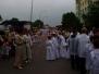 Parafialna Procesja Eucharystyczna 2006-06-18