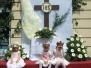 Parafialna Procesja Eucharystyczna 2015-06-07