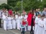Parafialna Procesja Eucharystyczna 2017-06-18
