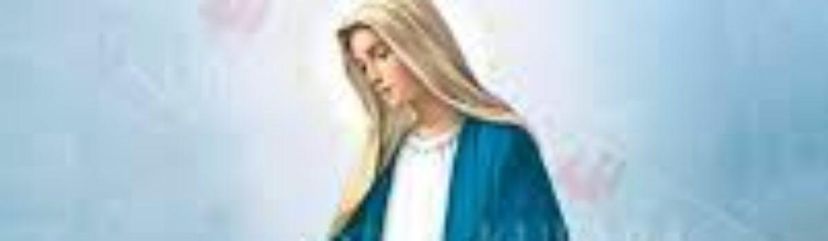 Przez Maryję człowiek żyje i do nieba wraca…